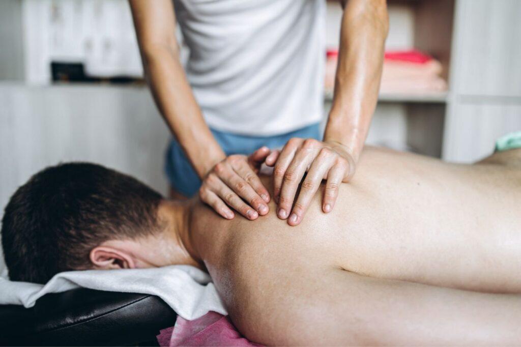 lichaamsbehandelingen : massage lichaam of gezicht verbluffend anders tilburg