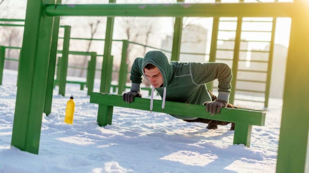 verbluffende voordelen van buiten sporten in de winter tilburg