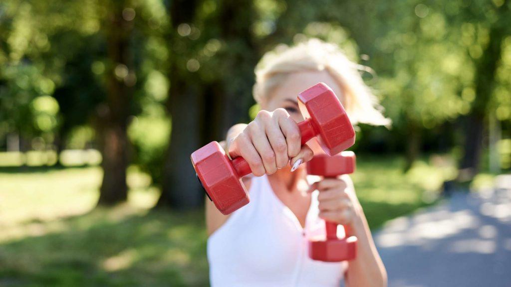 voordelen van buiten sporten trainen met personal trainer tilburg